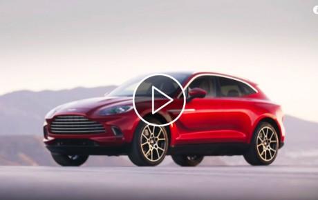 The New Aston Martin DBX SUV