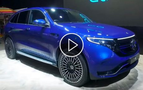The full electric Merc SUV – EQC