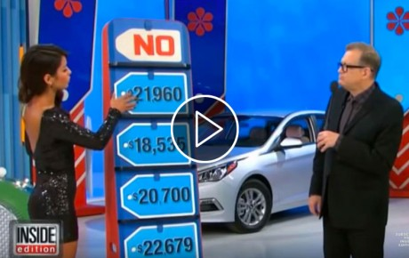 'Price is Right' Model Who Gave Away Car: 'I Was Mortified'