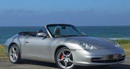 2004 Porsche Carrera 4 Cabriolet Tiptronic