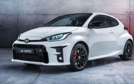 Toyota unleashes 192 kw Yaris GR AWD