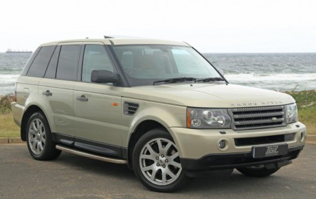 2008 Range Rover Sport 4,4 V8 HSE Automatic