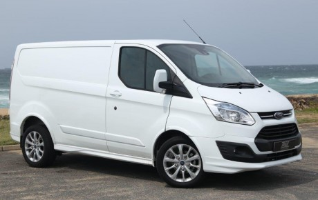 2017 Ford Transit 2.2TDCI Custom Sport 114kw Panel van Manual