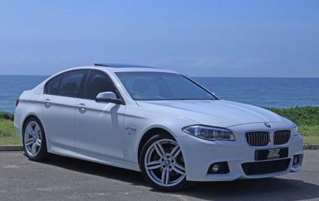 2016 BMW 520D (F10) Msport auto