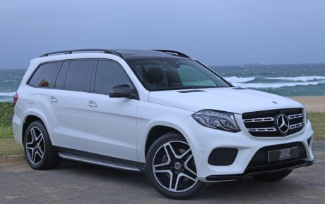 2017 Mercedes Benz GLS 350d AMG 9 Speed Auto